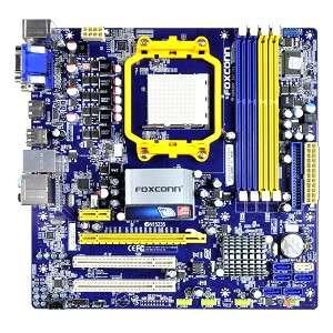 FOXCONN A88GMV SOCKET AM3 MOTHERBOARD AMD 880G RADEON HD4250 GbE HDMI