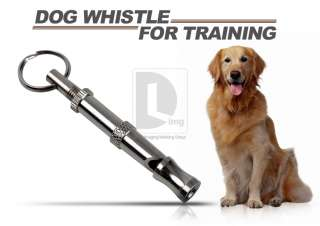 Long Pet Dog Training Adjustable UltraSonic Supersonic Sound Whistle