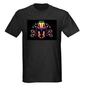Disco Dancer GADGET LED Light Flash EL T Shirt (4*AAA) 1265816