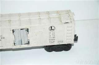 Lionel Post War 3472 Operating Automatic Milk Car