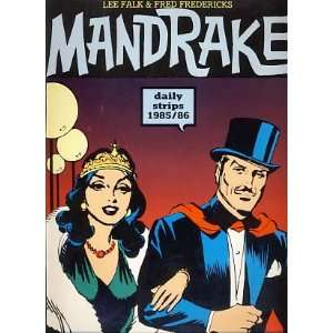 New Comics Now #186   Mandrake Daily Strips 1985/6 (Italian Edition