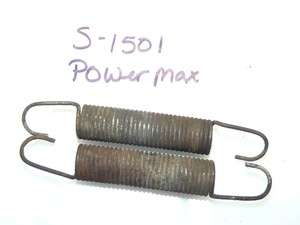 Simplicity 4041 Power Max Tractor Brake Rod Springs