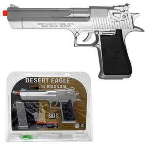 Officially Licensed Desert Eagle .44 Magnum Spring Airsoft Pistol Gun