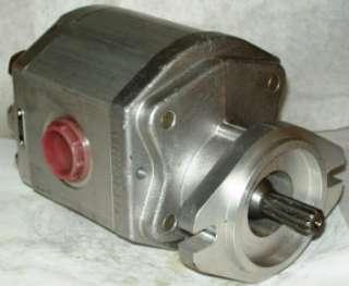 Hydreco 5.7 GPM Aluminum Gear Pump H III 16/20 11A2