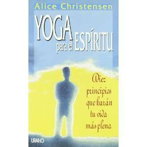Espiritu (Spanish Edition) (9788479533748): Alice Christensen: Books