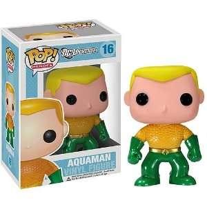 Aquaman Pop! Heroes   DC Universe   Vinyl Figure Toys