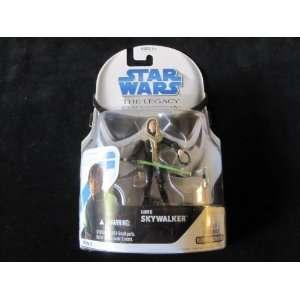 Star Wars Legacy Luke Skywalker, Build a Droid part