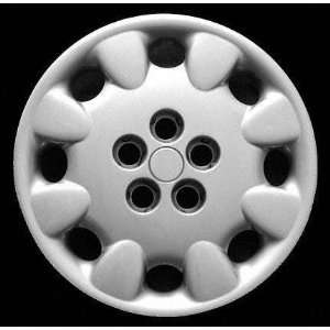 NEON WHEEL COVER HUBCAP HUB CAP 14 INCH, 8 HOLE BRIGHT SILVER 14 inch
