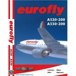 Eurofly Airbus A320 & Airbus A330: None, Just Planes