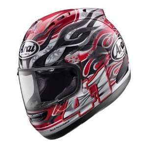 Arai Corsair V Motorcycle Helmet   Haga Polar Medium