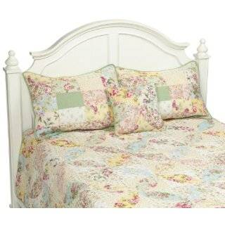 flores full queen quilt set multi by hedaya home fashions inc average