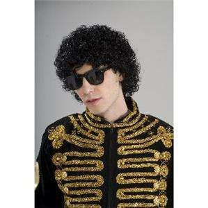 MICHAEL JACKSON CURLY 80S POP STAR WIG COSTUME 61969