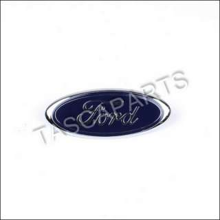 BRAND NEW OEM FORD OVAL FRONT GRILLE EMBLEM BADGE #F8UZ 8213 AA