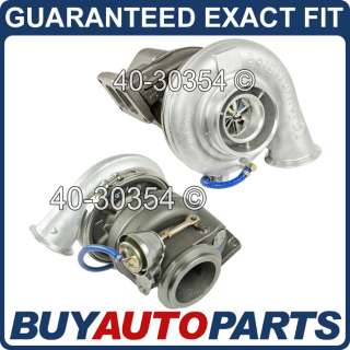 BRAND NEW GENUINE BORG WARNER TURBOCHARGER FOR DETROIT DIESEL SERIES