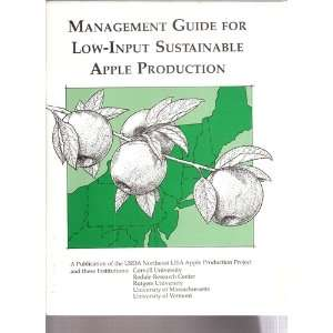 for Low Input Sustainable Apple Production (9780788107542) Books
