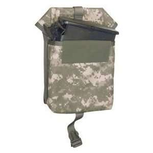Spec Ops S.A.W. Military Pouch, Military Camouflage