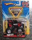 HOT WHEELS MONSTER JAM TIME FLYS VINTAGE ING MODEL