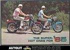 1968 Harley Davidson Sportster CH H Motorcycle Ad