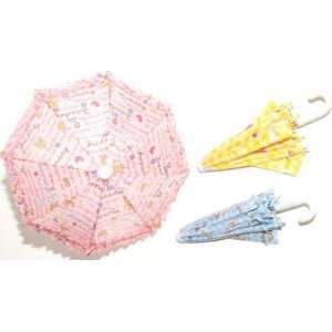 American Girl Doll Clothes Umbrella in Blue Toys & Games