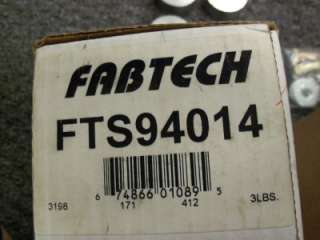 UP FOR SALE IS A NEW JEEP WRANGLER TJ FABTECH TRANSFER CASE DROP KIT.