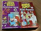 Schoolhouse Rock school house Videos VHS Lot multiplication america