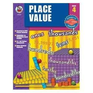 Frank Schaffer Place Value Books   Grade 4 Toys & Games