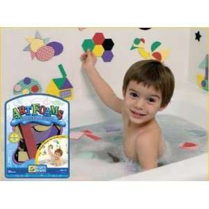 Alex Art Foams Young Artist Smart Art For The Tub: Toys