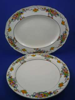 ROYAL DOULTON Hand Painted Bone China Service for 8   72 pc Set