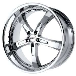 TSW Alloy Wheels Jarama Chrome Wheel (19x9.5/5x114.3mm