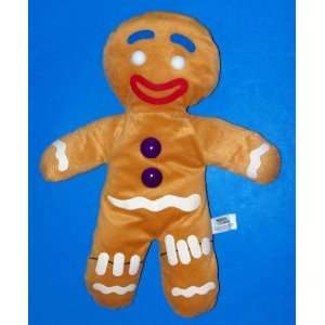 Shrek Third: Plush 18 Gingerbread Man: Toys & Games