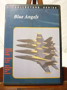 Blue Angels Collectors Series Episode Series DVD IVC Military Air