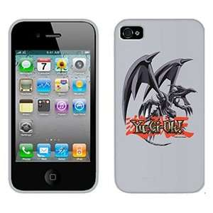 Red Eyes B Dragon on Verizon iPhone 4 Case by Coveroo