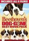 Beethovens Dog gone Best Movie Pack (DVD, 2008, 3 Disc Set)