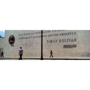 Monument To The Glory of Simon Bolivar, Plaza El Venezolano, Caracas