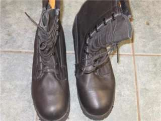 BELLEVILLE GORE TEX BEST DEFENSE COMBAT BOOTS ARMY MILITARY BOOTS 10.5
