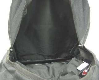 Licensed Harley Davidson Black / Orange Backpack HD
