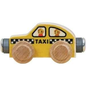 NameTrain Taxi Cab Toys & Games