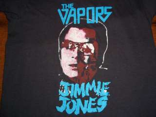 VTG The Vapors Jimmie Jones 1970s concert tour t shirt SMALL S