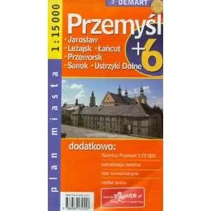 , Lancut, Przeworsk, Sanok, Ustrzyki Dolne (9788389472557): Books