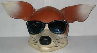 Cool TACO BELL Dog CHIHUAHUA Costume PROP Huge Head Mask