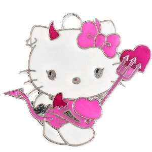 Hello Kitty Lil Devil costume   Hot Pink Arts, Crafts & Sewing