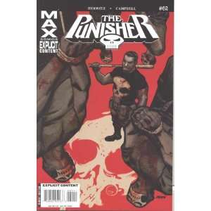 Punisher #62: Gregg Hurwitz: Books