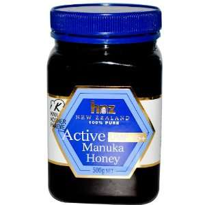 HNZ 100% Pure Active UMF 15+ Manuka Honey 1.1lb  Grocery