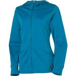 Crest Fleece Jacket   Womens Blue Book, XS