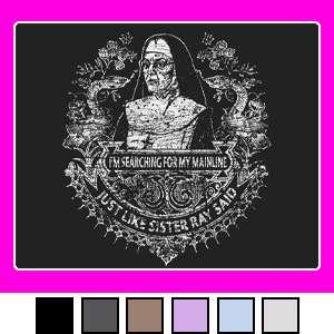 Womens VELVET UNDERGROUND Sister Ray Lady T Shirt S 3XL