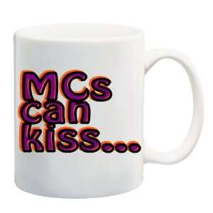 MCs Can Kiss Mug Coffee Cup 11 oz ~ Uffie