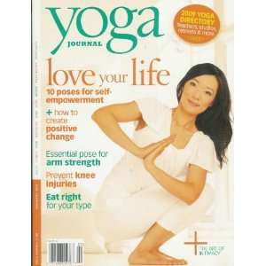 Yoga Journal, February 2009, Issue 217: Kaitlin Quistgaard