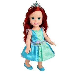 Disney My First Princess ARIEL Doll Brush Mirror 15 My Little Mermaid