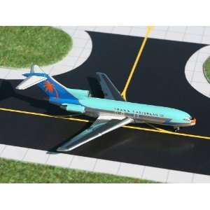 : Gemini Jets Transcaribbean B727 100 Model Airplane: Everything Else