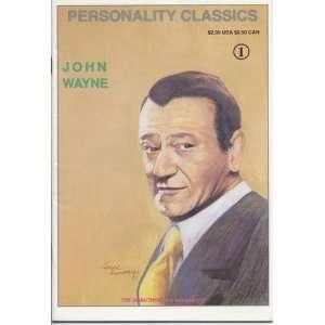 John Wayne, an American hero (Personality classics)